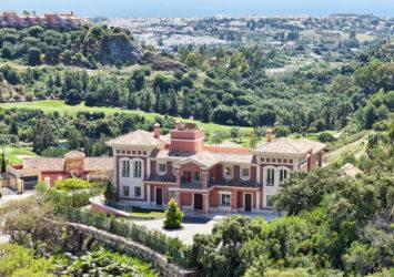 Repräsentatives Anwesen – Los Arqueros Golf – Benahavis