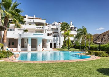 APARTEMENT WITH SEA AND GOLF VIEWS – LOMAS DE LA QUINTA