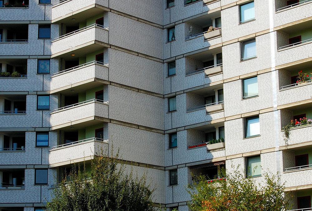 Wie viele Mietwohnungen sind in Deutschland neu gebaut worden?